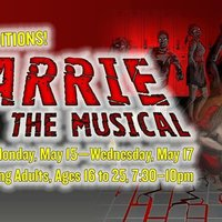 Auditions for Carrie: The Musical