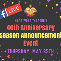 40th Season Announcement Event on Facebook Live